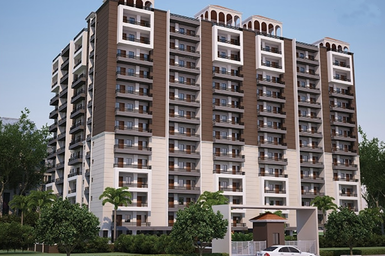 Flat In Arjungan Lucknow