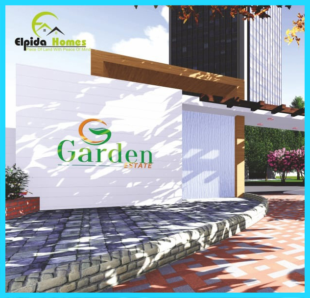 Garden Estate In Lucknow