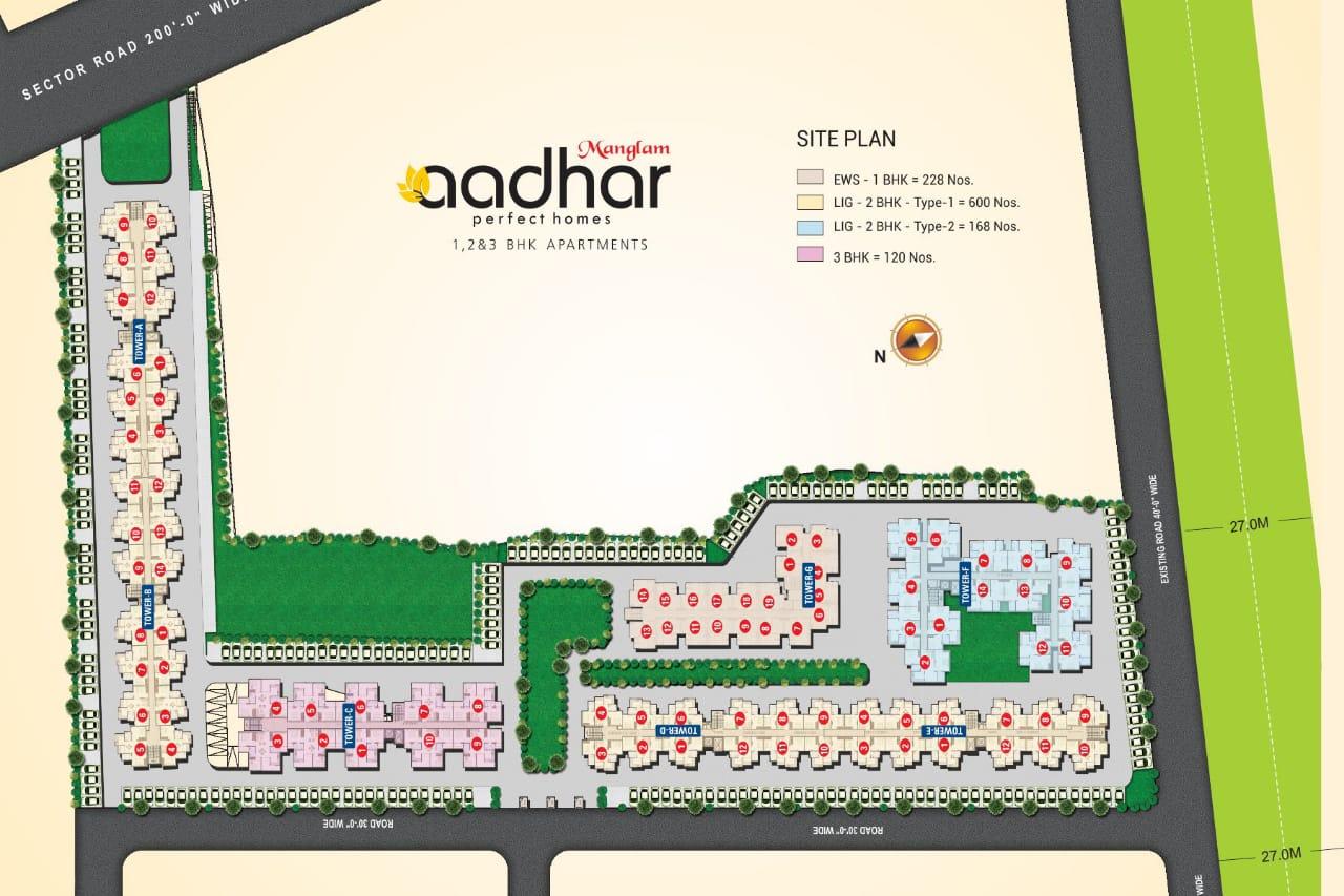 Manglam Aadhar In Jaipur