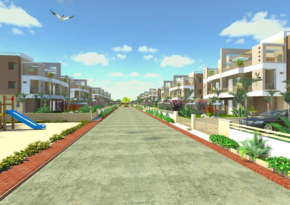 Dholera Metro City In Ahmedabad
