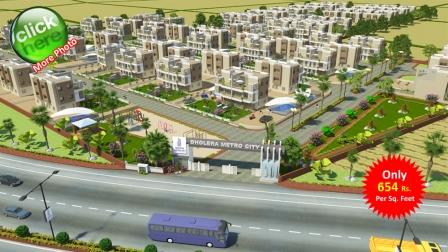 Plot In Dholera Ahmedabad