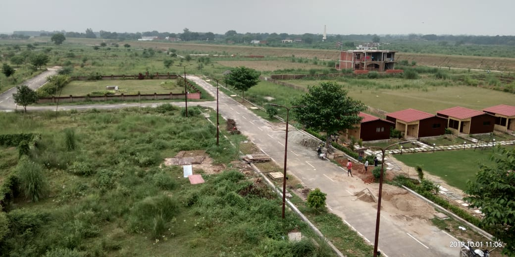 Plots In Jhalwa Allahabad