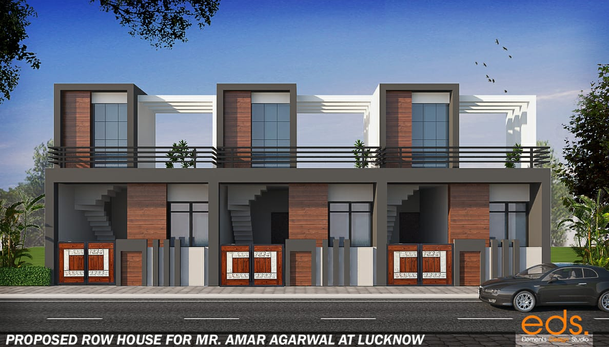 Independent House In Indira Nager Lucknow