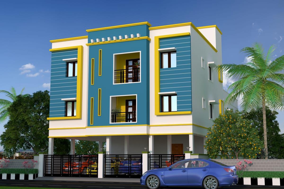 Flat In Kundrathur Chennai